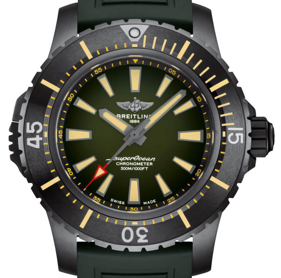 Breitling Superocean Automatic 48 Boutique Edition