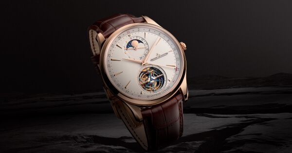The New Jaeger-LeCoultre Master Ultra Thin Tourbillon Moon (Price, Pictures and Specifications)