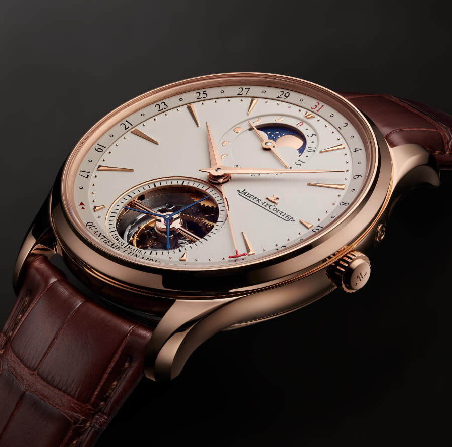The New Jaeger-LeCoultre Master Ultra Thin Tourbillon Moon