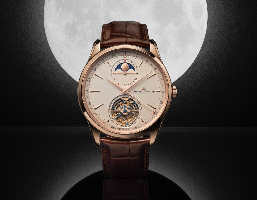 Jaeger-LeCoultre Master Ultra Thin Tourbillon Moon Ref. Q1692410
