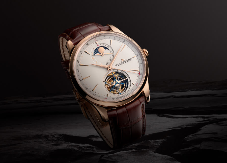 Jaeger-LeCoultre Master Ultra Thin Tourbillon Moon Ref. Q1692410  Watch Review