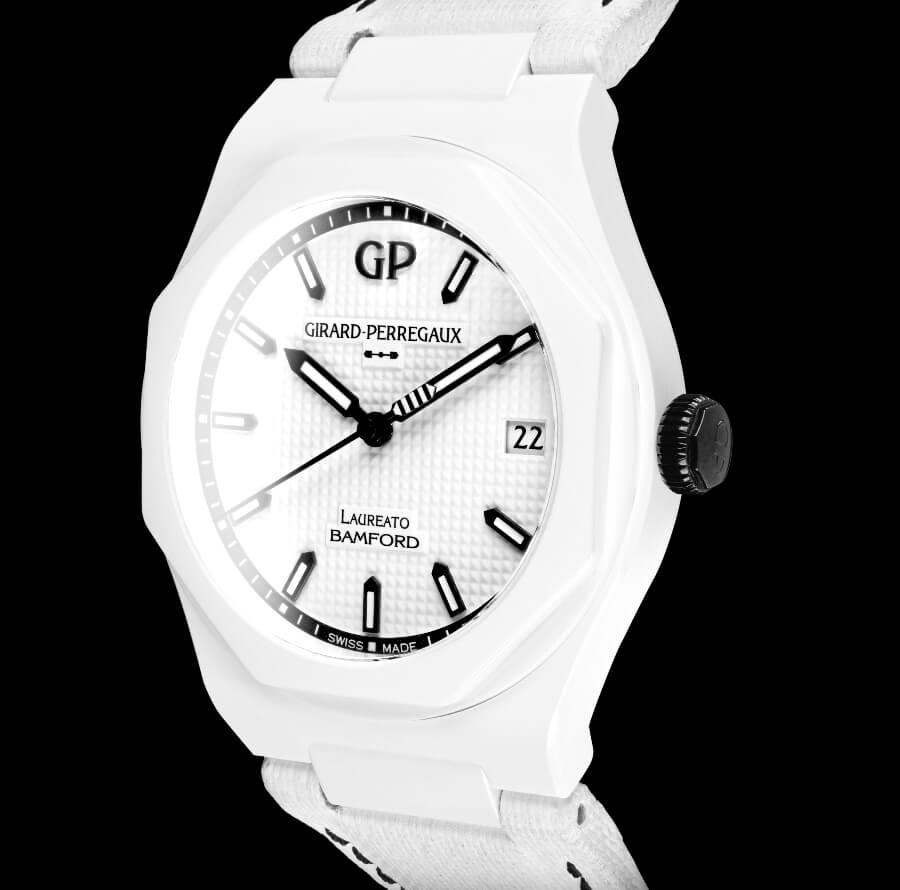 Girard Perregaux Laureato Ghost Watch