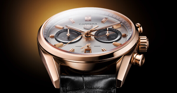 TAG Heuer Carrera Chronograph Jack Heuer Birthday Gold Limited Edition (Price, Pictures and Specifications)