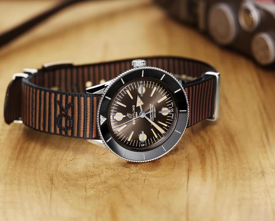 The New Breitling Superocean Heritage '57 Outerknown