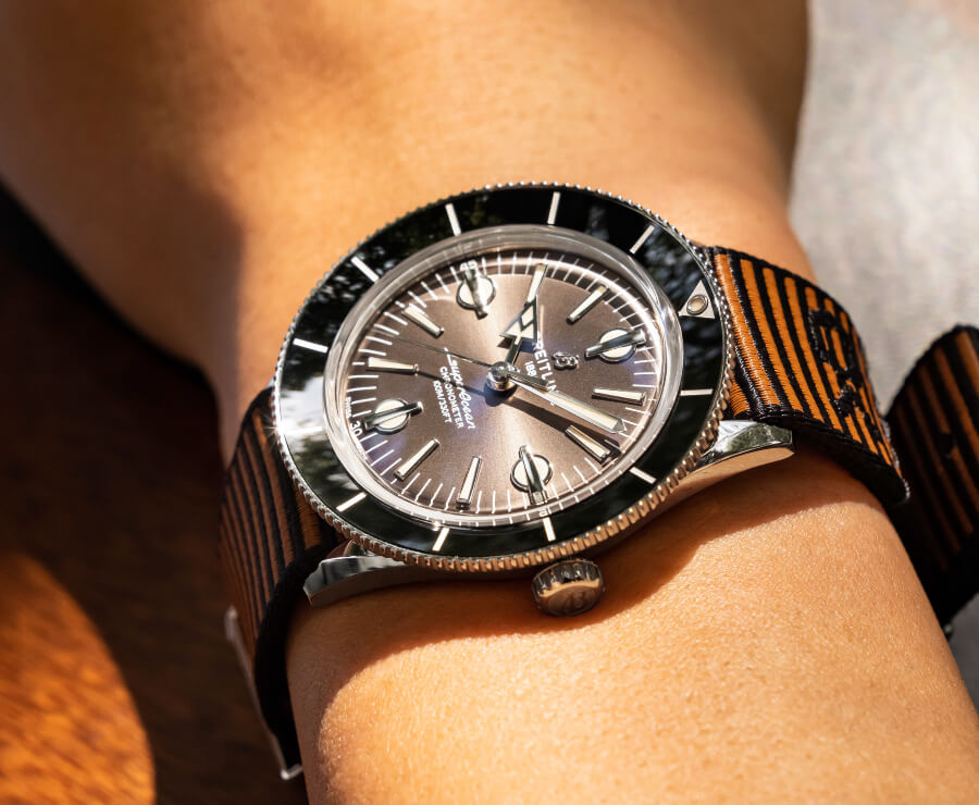 Breitling Superocean Heritage '57 Outerknown Watch Review