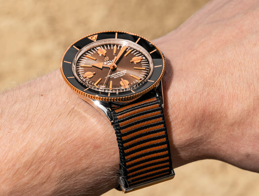 Breitling Superocean Heritage '57 Outerknown Limited Edition Watch Review