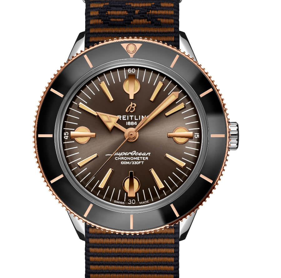 Breitling Superocean Heritage '57 Outerknown Limited Edition Ref. U103701A1Q1W1