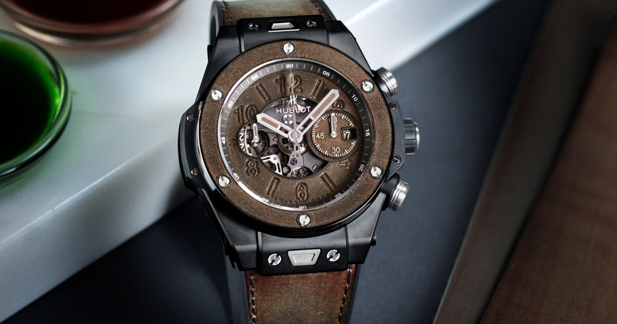 Hublot Big Bang Unico Berluti Cold Brown (Price, Pictures and Specifications)