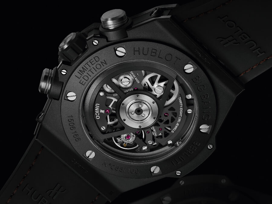Hublot Big Bang Unico Berluti Cold Brown In House Movement