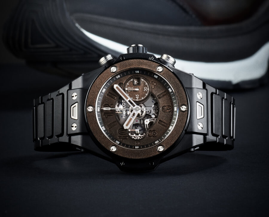 Hublot Chronograph Watch for men