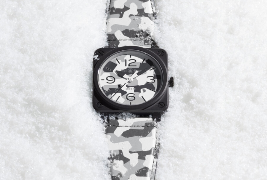 Bell & Ross Square Watches