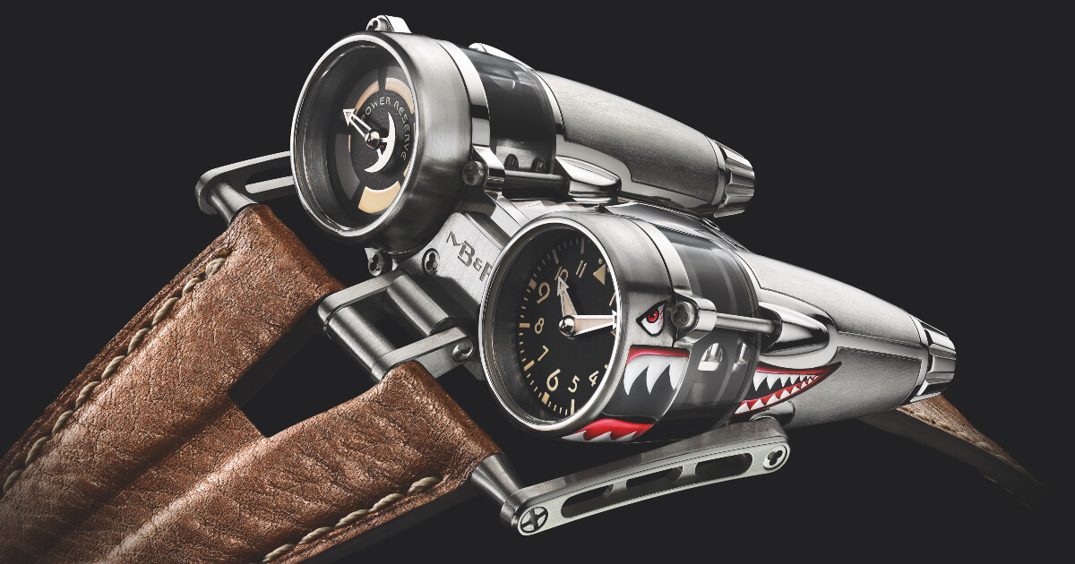 MB&F HM4 Kittyhawk (Pictures and Specifications)