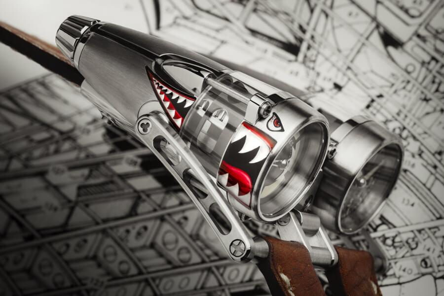 MB&F HM4 Kittyhawk Watch