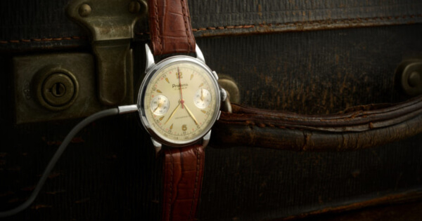 Cold War Spy Device Disguised As Watch Up For Auction At Fellows