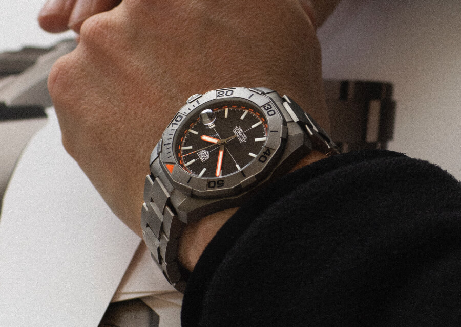 TAG Heuer Aquaracer Bamford Limited Edition Watch Review