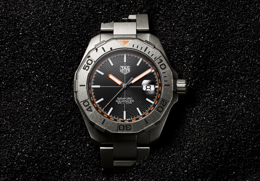 TAG Heuer Aquaracer Bamford Limited Edition Ref. WAY208F.BF0638  Review