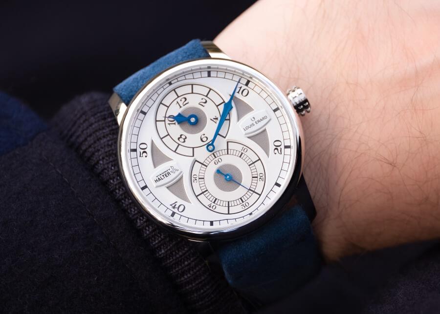 Le Régulateur Louis Erard x Vianney Halter Watch review