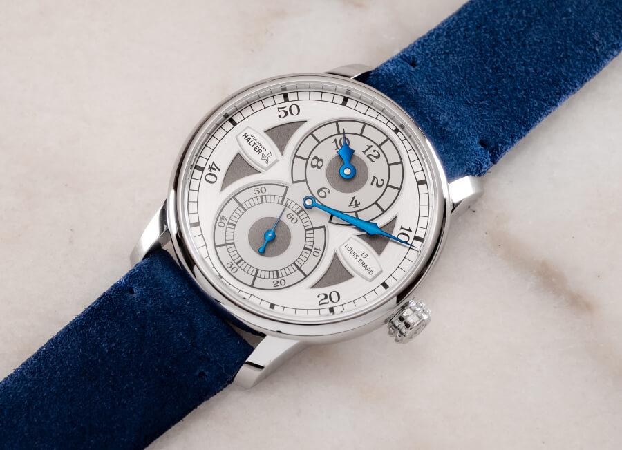 Louis Erard x Vianney Halter Watch