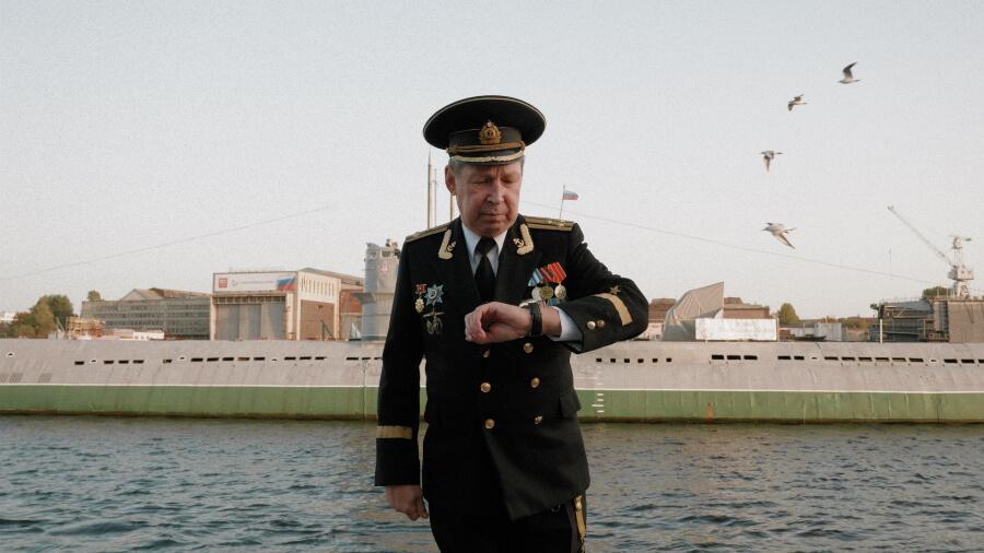 Captain Valery Dyakonov