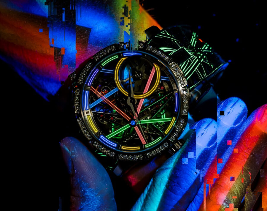 Roger Dubuis Excalibur Blacklight RDDBEX0834 Review