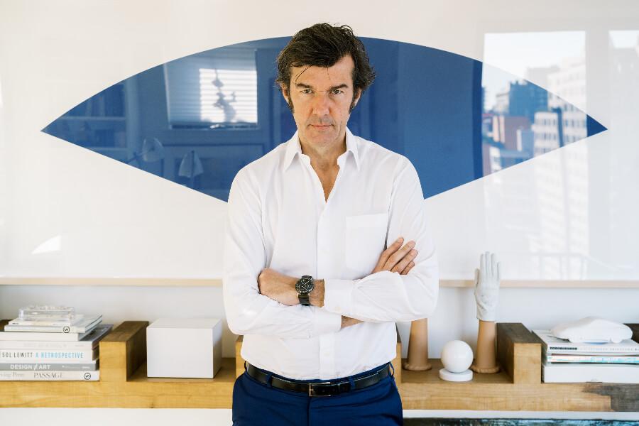 Stefan Sagmeister Ressence Type 3X