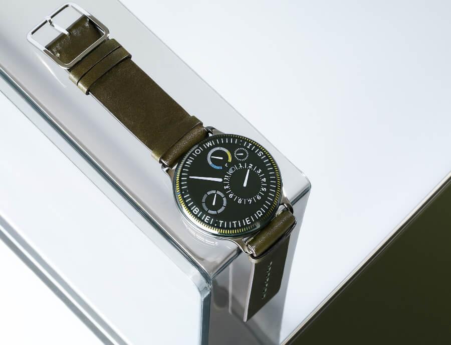 Ressence Type 3X Watch ETA Movement