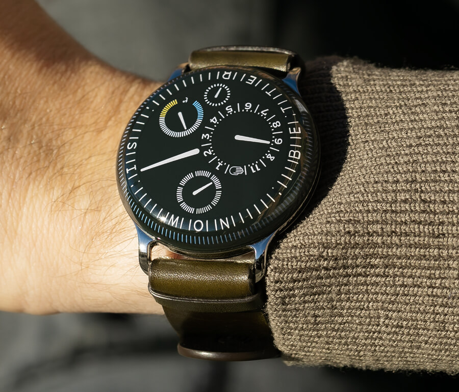 Review Ressence Type 3X