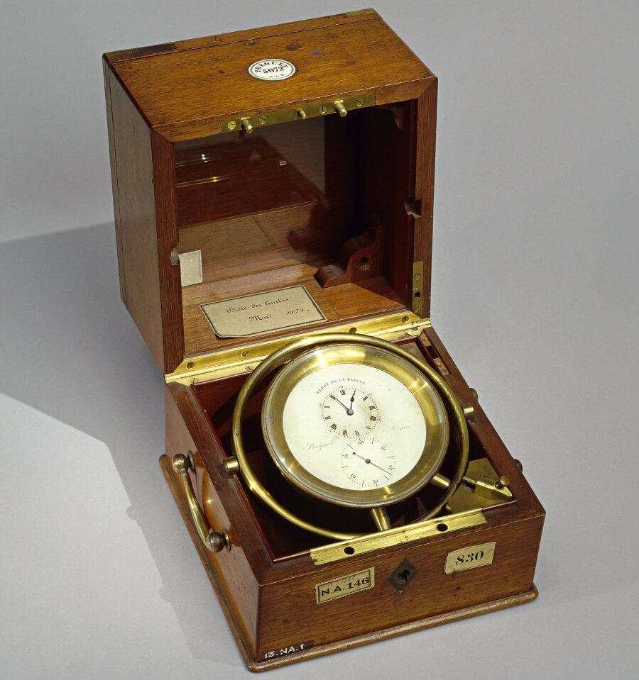 Chronometer Breguet N°5072