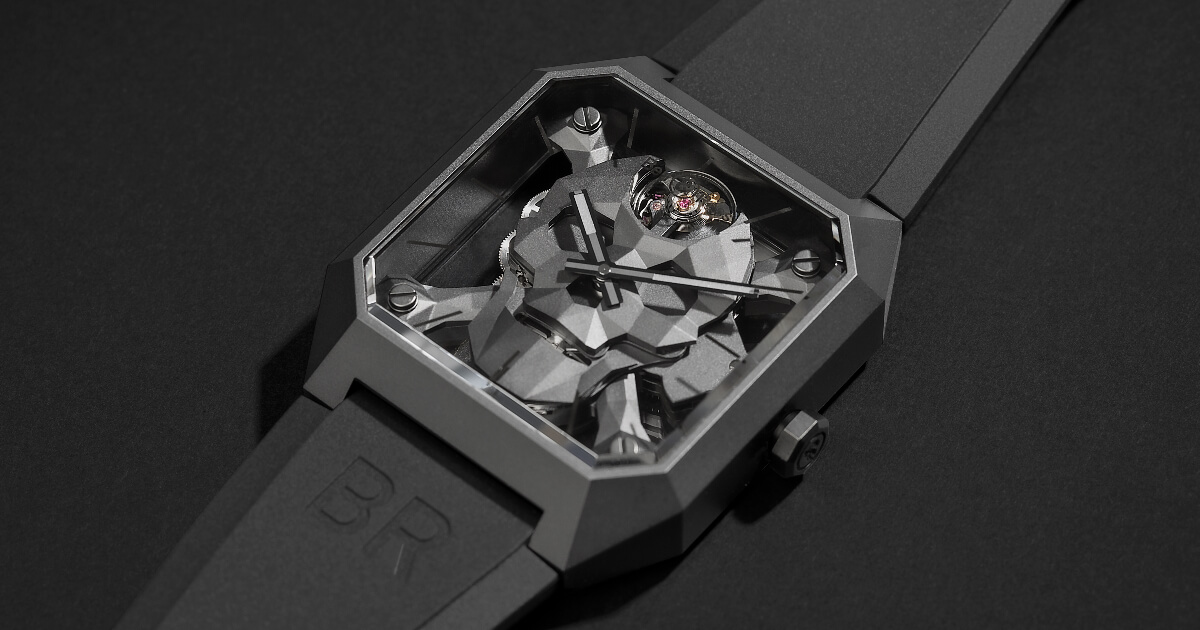 Bell & Ross BR 01 Cyber Skull (Price, Pictures and Specifications)