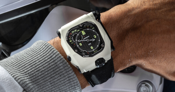 Urwerk EMC TimeHunter Stormtrooper (Price, Pictures and Specifications)