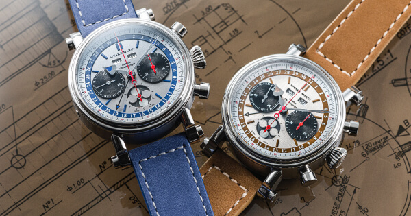 Speake-Marin London Chronograph Triple Date (Price, Pictures and Specifications)