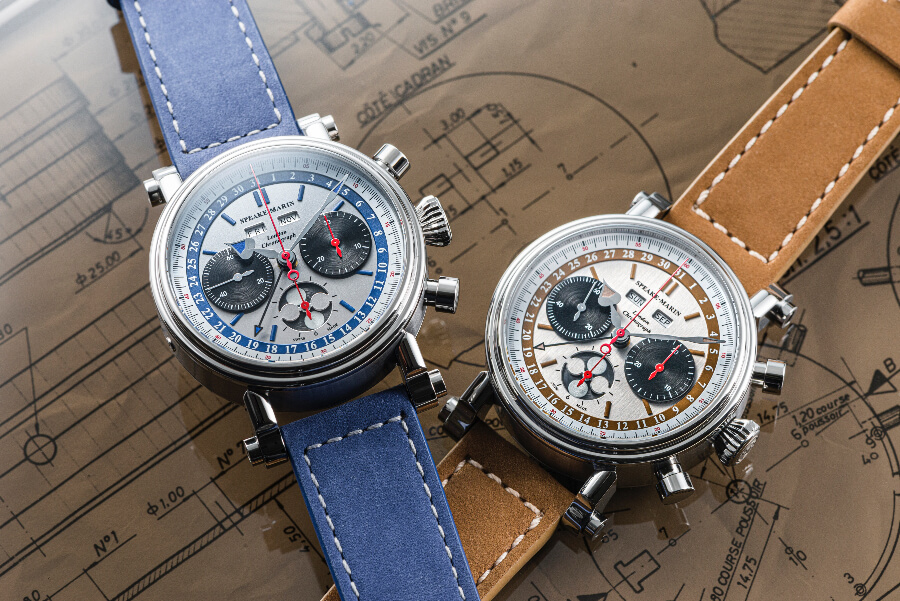 Speake-Marin London Chronograph Triple Date Review