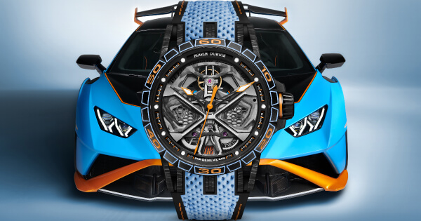 Roger Dubuis Excalibur Huracán STO (Price, Pictures and Specifications)