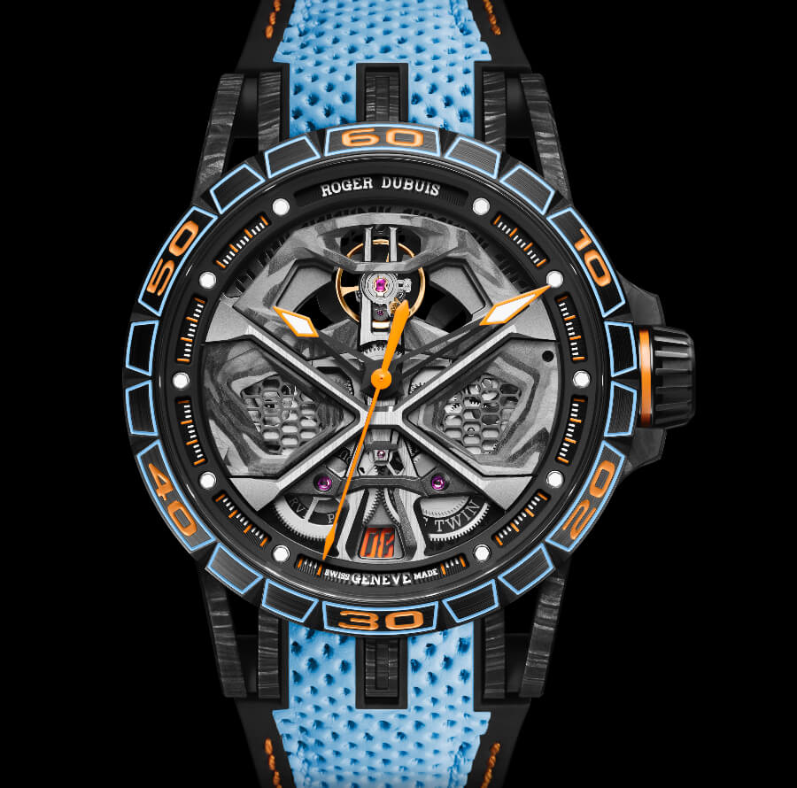 Roger Dubuis Excalibur Huracán STO Ref. RDDBEX0828