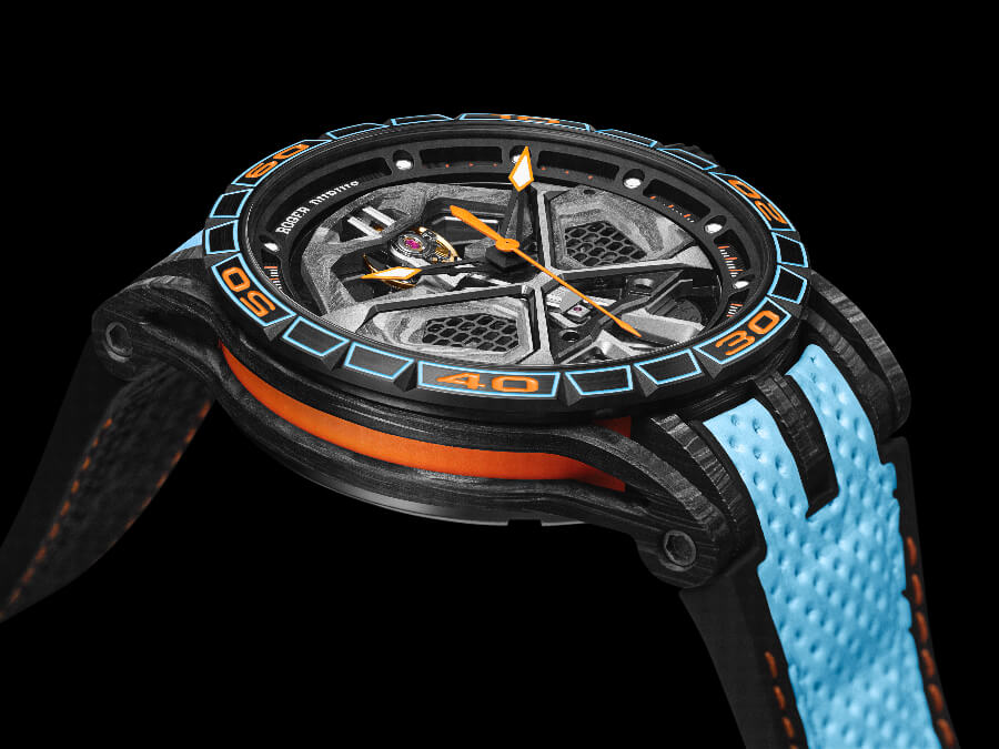 The New Roger Dubuis Excalibur Huracán STO