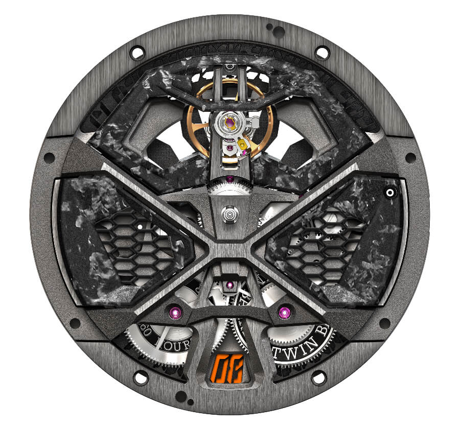 Roger Dubuis RD630 caliber