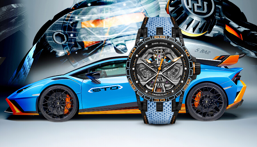 Roger Dubuis Excalibur Huracán STO Watch Review