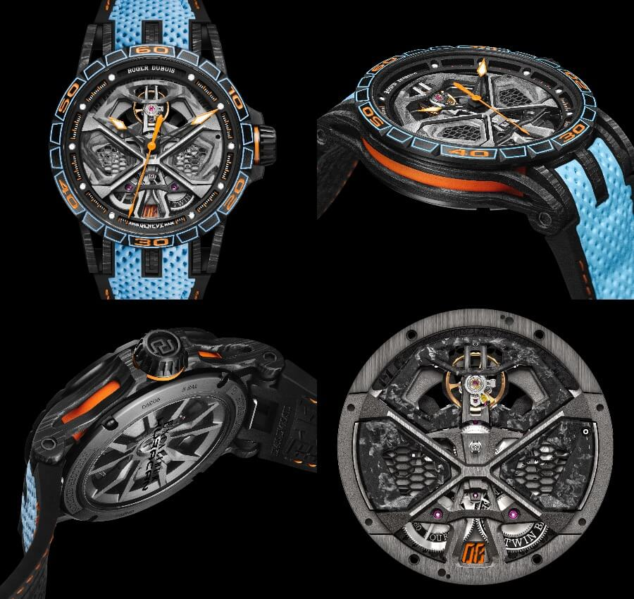 Roger Dubuis Excalibur Huracán STO Review