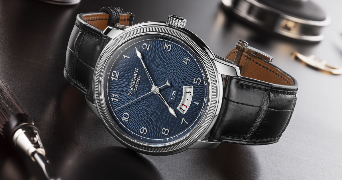 The New Parmigiani Fleurier Toric Heritage (Price, Pictures and Specifications)