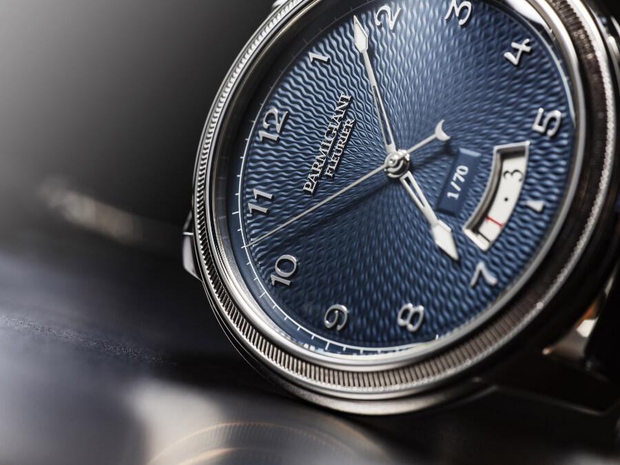Men Watches Parmigiani Fleurier Toric Heritage