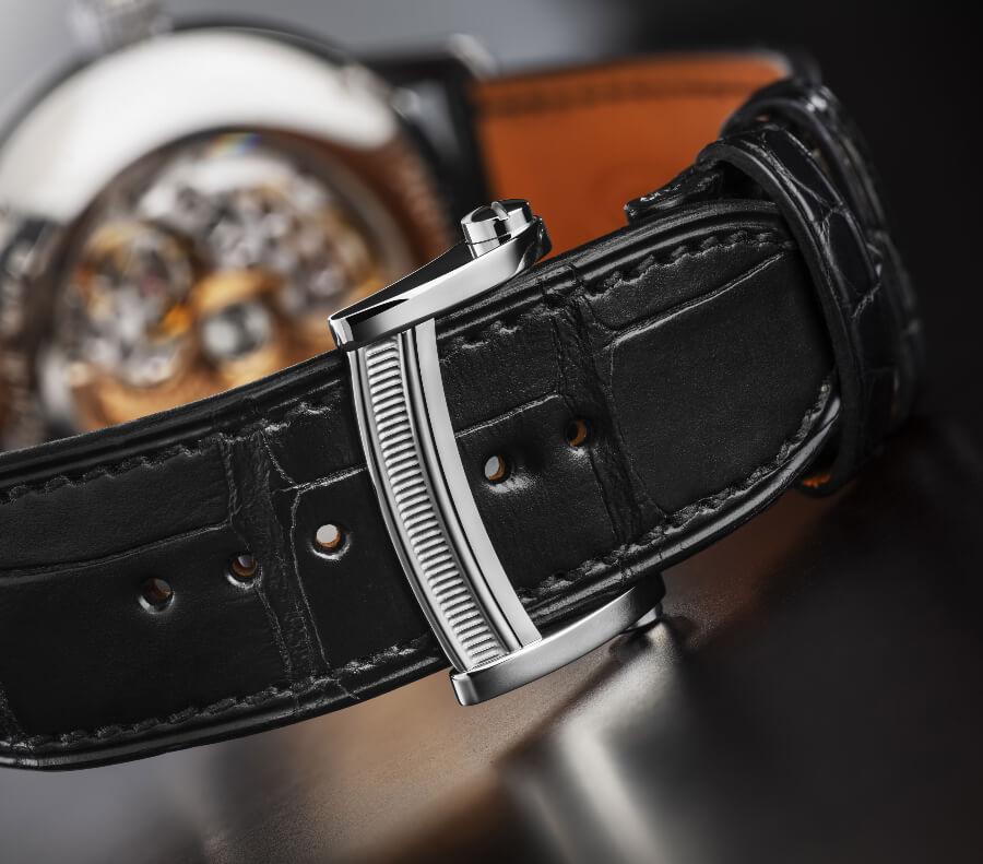Hermes Watch Strap Parmigiani Fleurier Toric Heritage
