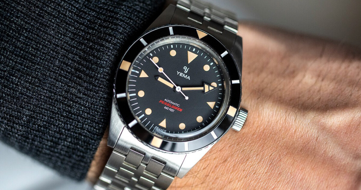 Yema Pearldiver (Price, Pictures and Specifications)