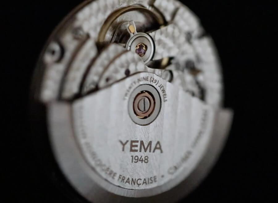 Caliber Yema2000 In House Movement