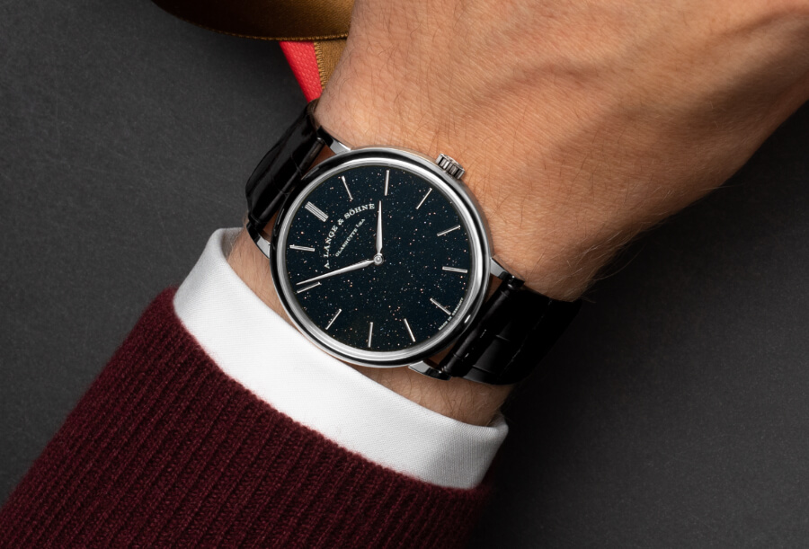A. Lange & Söhne Saxonia Thin Ref. 211.087 Watch Review