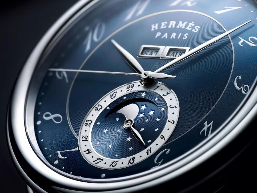 Hermes Perpetual Calendar Watch