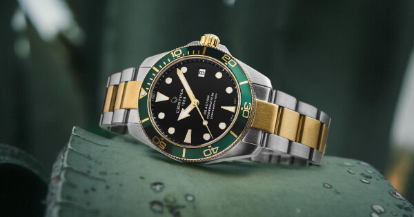 Certina DS Action Diver 38 MM (Price, Pictures and Specifications)