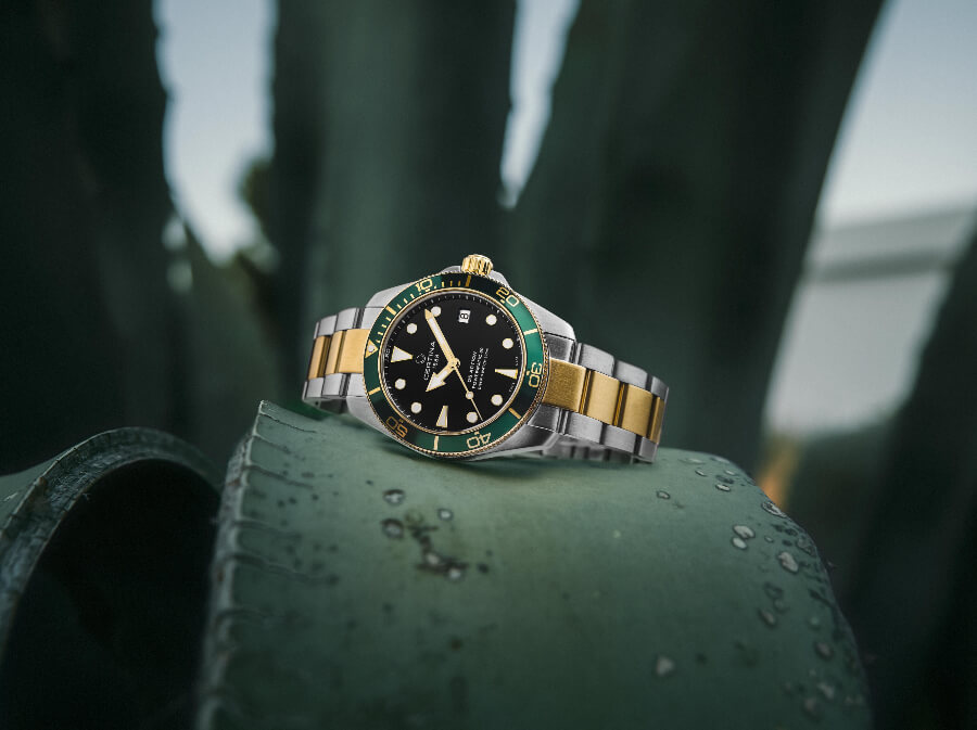 Review Certina DS Action Diver 38 MM