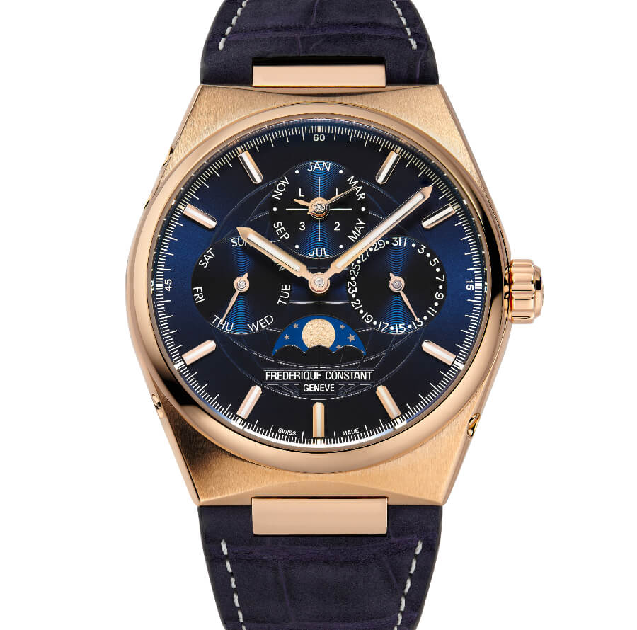 The New Frederique Constant Highlife Perpetual Calendar Manufacture