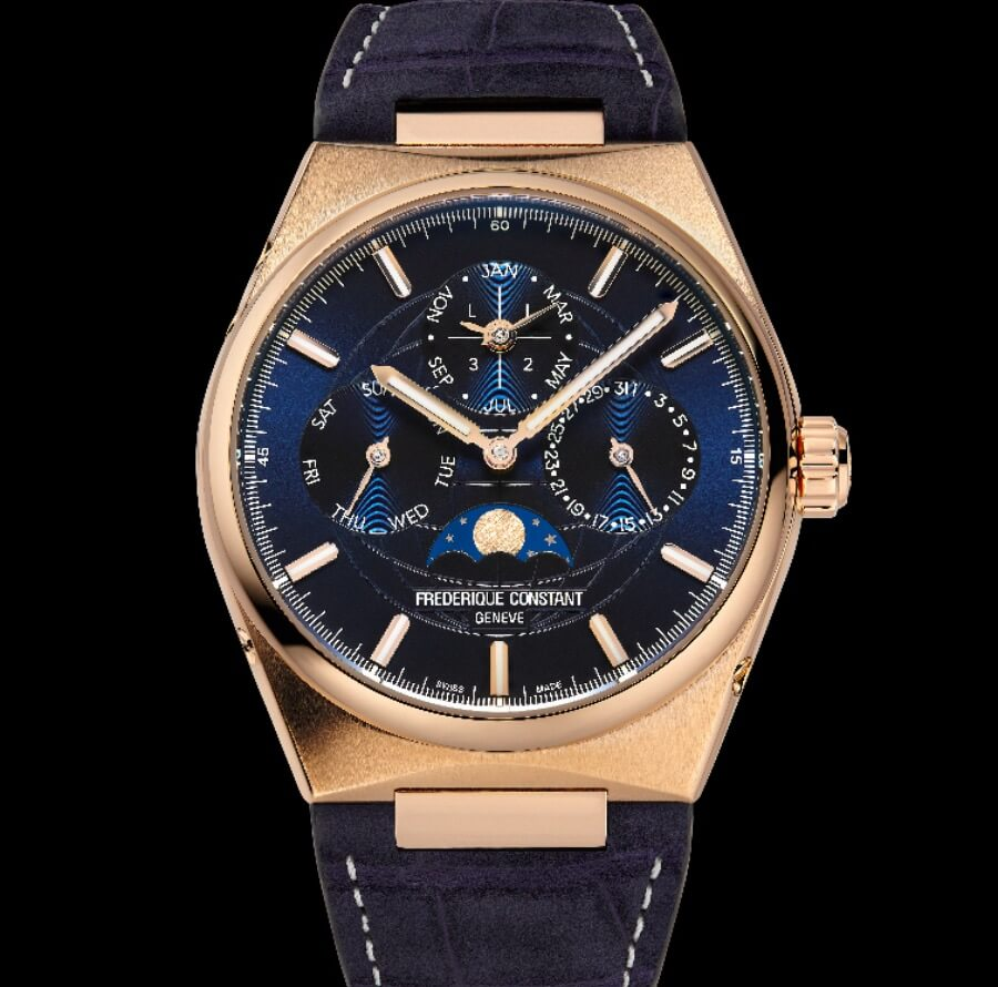 Frederique Constant Highlife Perpetual Calendar Manufacture Ref. FC-775N4NH9