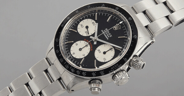 "Paul Newman's Rolex ""Big Red"" Daytona Sold For $5.5 Million"